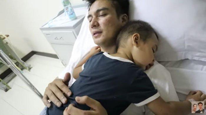 Kiano Tiger Wong harus dilarikan ke rumah sakit akibat infeksi usus.