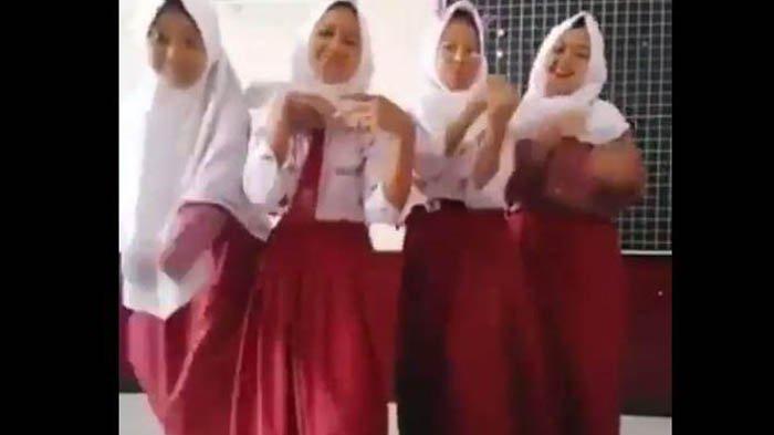 Buat Video Clip Kids Zaman Now, Empat Siswi Sekolah Dasar Ini Panen Hujatan Warganet!