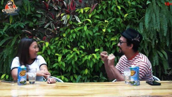 kiky Saputri dan Denny Sumargo.