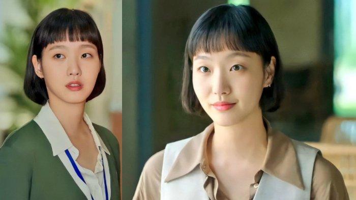 Kim Go Eun sebagai Kim Yu Mi di Yumi's Cells