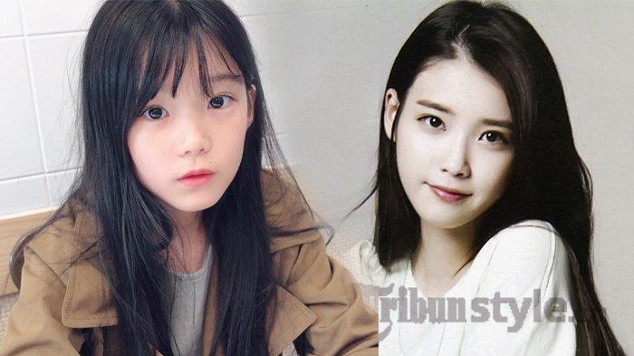 Kim Gyu Ri, Aktris Cilik & Model yang Disebut Reinkarnasi IU Kecil, Lihat Foto-fotonya Super Mirip!
