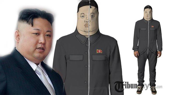 Ngefans sama Kim Jong Un? Pakaian Ini Mungkin Cocok Untukmu, Harganya Lumayan!