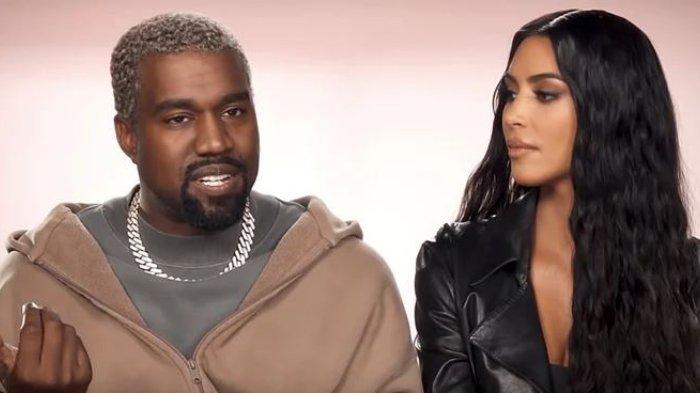 Digugat Cerai Kim Kardashian, Kanye West Akui Menyesal Tak Bisa Pertahankan Rumah Tangganya