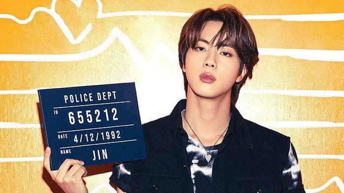 5 Lagu Solo Jin BTS Ini Tunjukan Kemampuan Vokalnya, Salah Satu yang Populer Berjudul 'Epiphany'