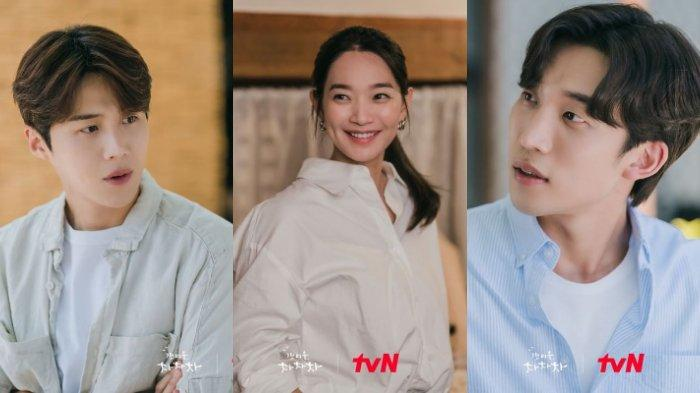Spoiler & Link Nonton Drakor Hometown Cha-Cha-Cha Episode 8, Shin Min Ah Terjebak Cinta Segitiga