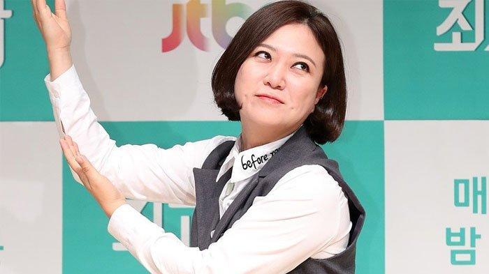 Komedian Kim Sook