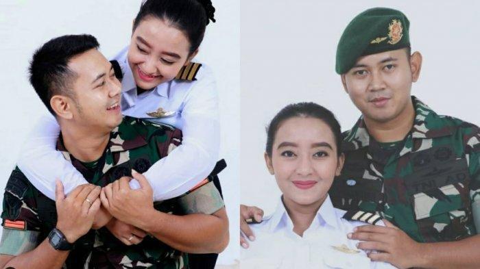KISAH Nekat Pratu TNI AD Lamar Pilot Cantik: Saya Tentara Gaji Sekian, Saya Ingin Menikahi Kamu