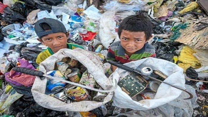 Kisah Desa Pemulung di Malaysia, Didiami 200 Keluarga Pemulung dan Memakan Sisa Makanan Dari Sampah