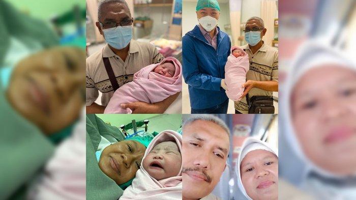 HARUNYA Dokter Bantu Suami Istri Punya Anak Setelah 21 Tahun Nikah: Penuh Tetesan Air Mata Bahagia