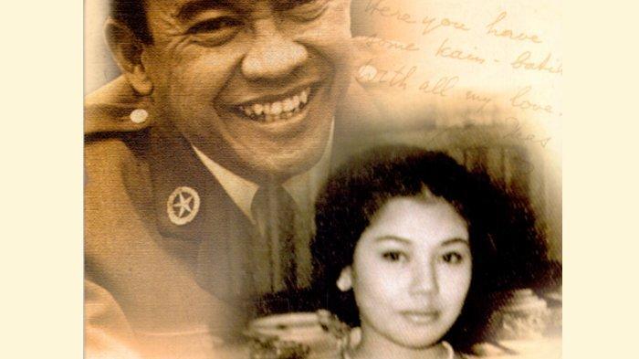 Kisah Heldy Djafar, istri terakhir Bung Karno.