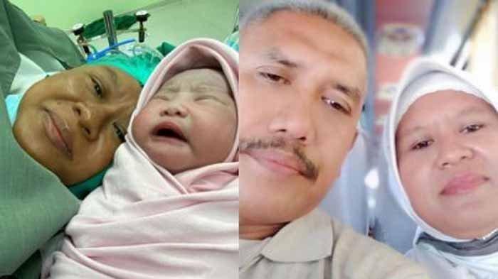 Kisah suami istri 21 tahun menikah akhirnya dikaruniai anak pertama