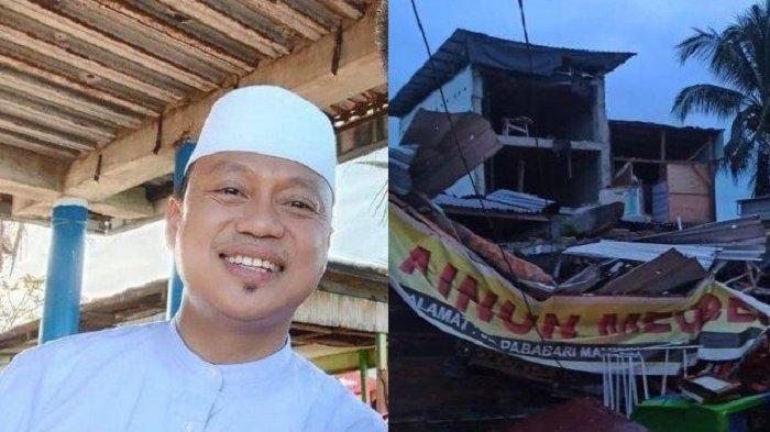 'Kuasa Allah Lindungi Saya' Ustaz Dasad Selamat dari Gempa Majene Meski Hotel Tempat Nginap Hancur