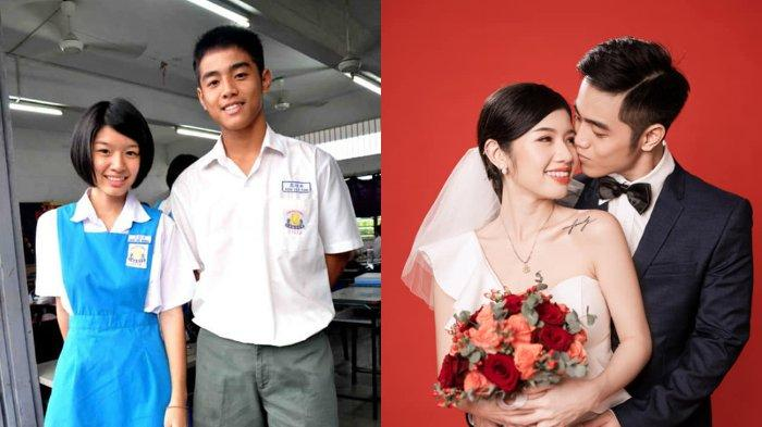 Bak Drama Korea, Kisah Pria Menikahi Cinta Pertama Saat SMA, 8 Tahun Bersama Berujung Pelaminan