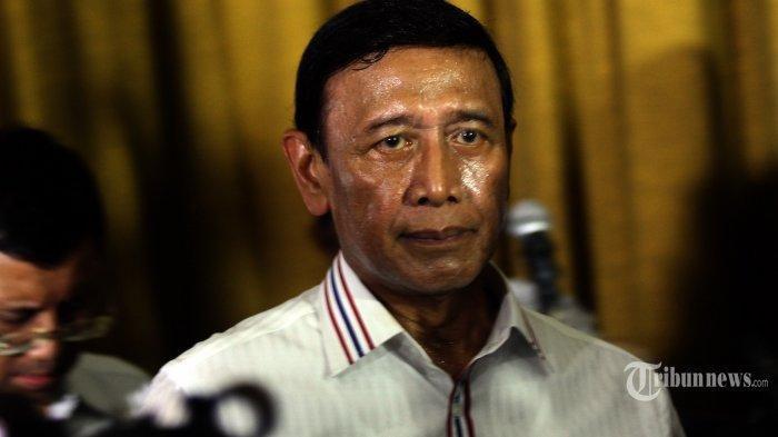 Terjadi Ledakan di GBK Saat Debat Capres, Wiranto: Tidak Usah Berspekulasi, Nggak Usah Ngarang!