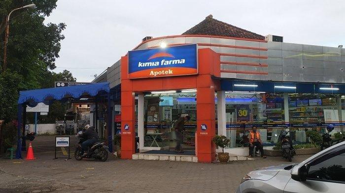 Klinik Kimia Farma Supratman, Bandung, yang akan memulai vaksin Covid-19 berbayar.