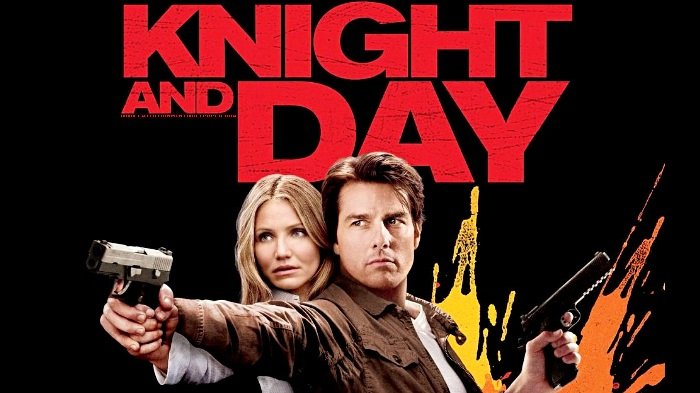 Poster film Knight and Day.
