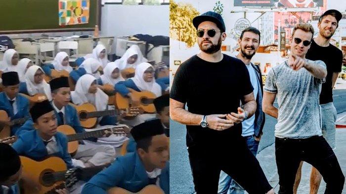 Setelah Viral, Kini Giliran Kodaline Kagumi Video Guru Ajari Muridnya Main Gitar Lagu All I Want