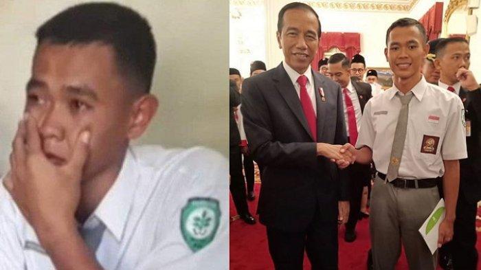 Kegagalan Koko Jadi Paskibraka Kini Justru Berbuah Manis, Bisa Bertemu Jokowi & Dapat Tugas Spesial