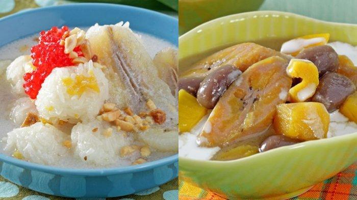 4 RESEP Kolak Menyegarkan untuk Menu Buka Puasa di Ramadhan 1442 H, dari Pisang, Ketan, Singkong