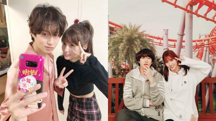 Kini Pacaran, Ini 5 Momen Manis PDKT Heechul Super Junior & Momo TWICE, Berawal dari Senior-Junior