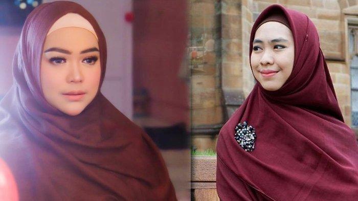 Kolase Ria Ricis dan Oki Setiana Dewi