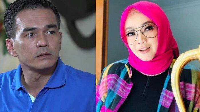 Kolase Teddy Sah dan Rina Gunawan.