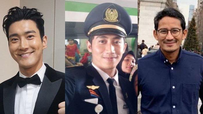 Viral Kondektur Kereta Api Bandara Solo, Wajahnya Disebut Mirip Sandiaga Uno dan Siwon Suju