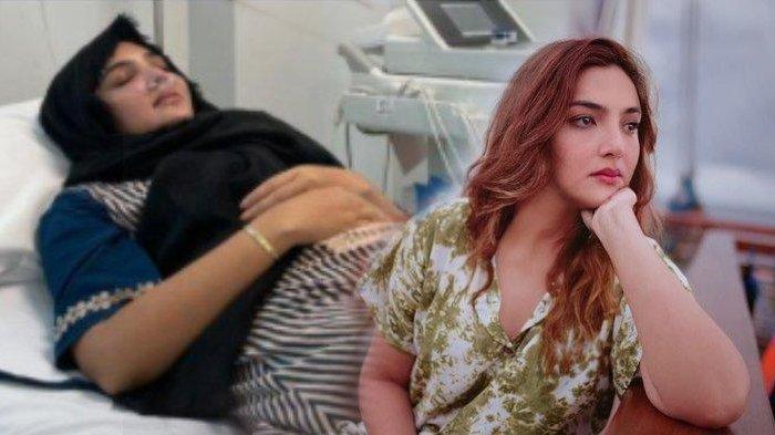 Kondisi Ashanty belum stabil, dirawat intens di rumah sakit.
