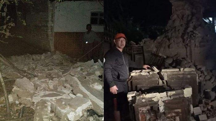 Update Gempa Hari Ini di Situbondo, Info Korban, Wilayah Rusak Terparah & Foto Kondisi Pasca Gempa
