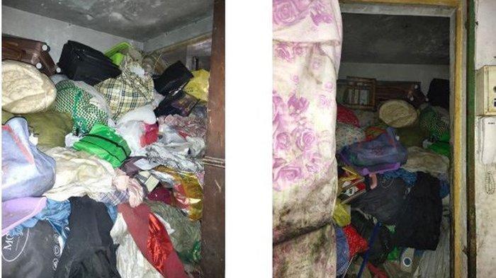DIREMEHKAN Karena Rumah Penuh Sampah, Wanita Tua Ini Buat Syok Tetangga dengan Harta yang Dimiliki
