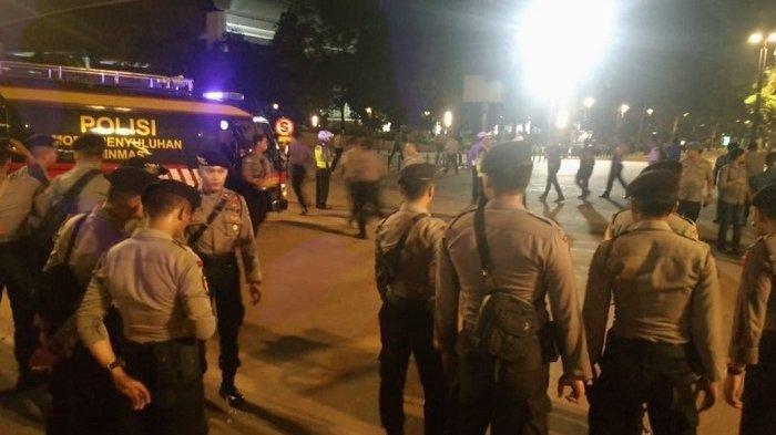 Kondisi terkini setelah dentuman di Senayan