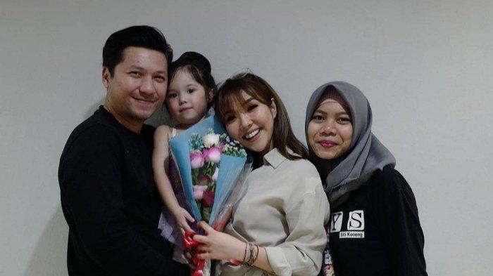 5 Fakta Koneng Siti Rokayah Mundur dari Baby Sitter-nya Gempi, Sempat Menangis di Acara Ballet Gempi
