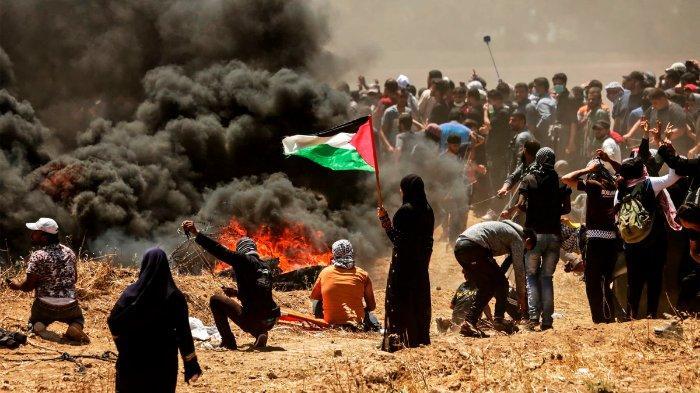 Konflik Palestina dan Israel