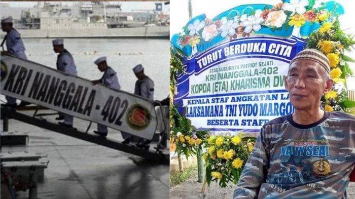 BAK FIRASAT, Kopda Eta Pamit Tugas di KRI Nanggala, Ibunda Didatangi Lewat Mimpi: Pulang Basah Kuyup