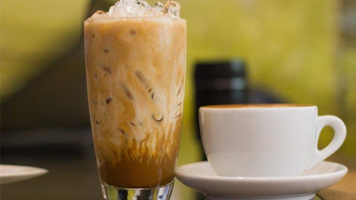 Kopi dingin vs kopi panas