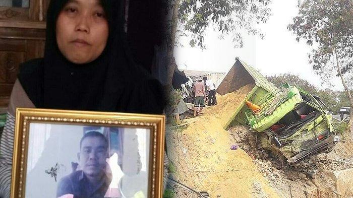 Cerita Istri Korban Kecelakaan Tol Cipularang, Suami Meninggal saat Cari Uang untuk Beli Sepatu Anak