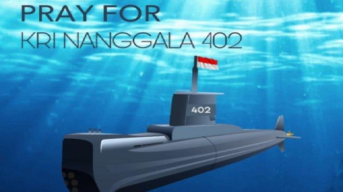 Pray for KRI Nanggala 402