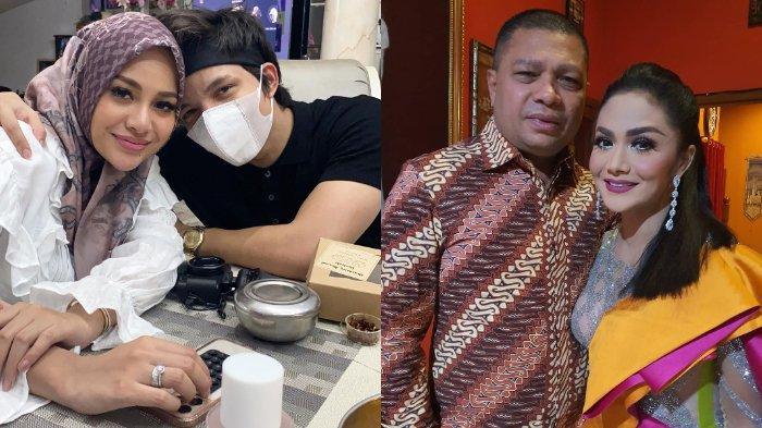 Krisdayanti beberkan pujian Raul Lemos untuk Aurel Hermansyah dan Atta Halilintar