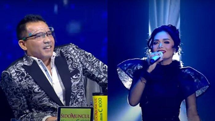 LIHAT Krisdayanti Tampil di Indonesian Idol, Anang Salah Tingkah, Maia Estianty Rekam Ekspresinya