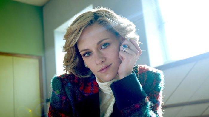 Intip Penampilan Kristen Stewart Perankan Putri Diana dalam Trailer Film Biopik 'Spencer'