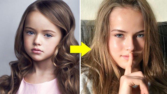Dulu Jadi Gadis Cilik Tercantik, Begini Penampilan Kristina Pimenova Sekarang, Bikin Pangling!