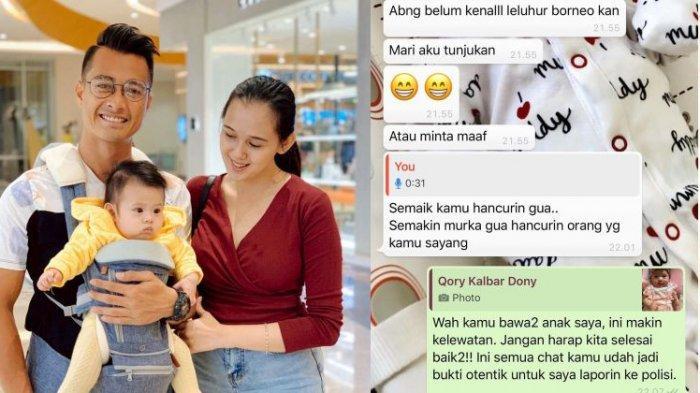 Eza Gionino Tak Tanggapi Permintaan Maaf Pelaku yang Ancam Bunuh Keluarganya, 'Maaf Sambil Ketawa'
