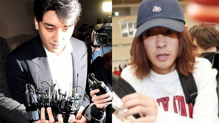 Seungri BIG BANG Terancam 3 Tahun Penjara karena Skandal Prostitusi & Jung Joon Young Lebih Berat