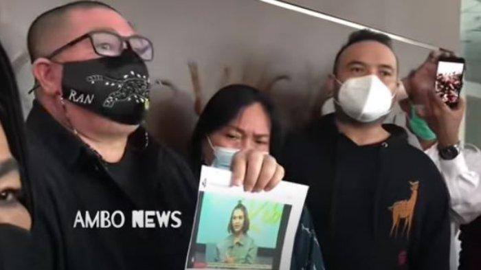 Kuasa hukum beberkan bukti ancaman yang diterima Amanda Manopo.