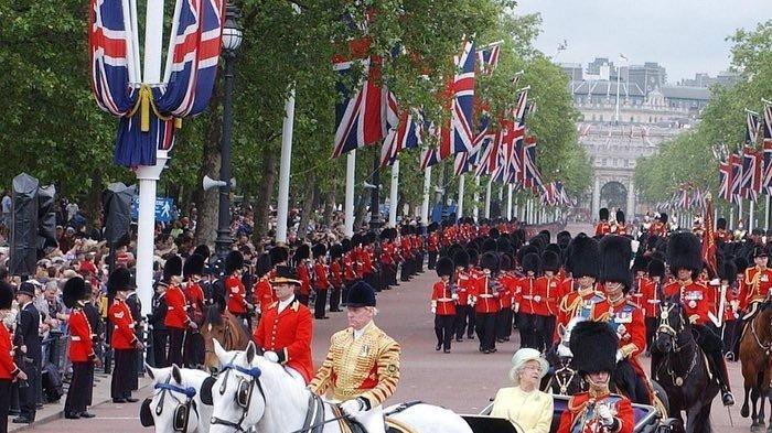 PERLAKUAN KHUSUS Buat Kuda-kuda Ratu Elizabeth Selama Lockdown Agar Steril dari Virus Corona