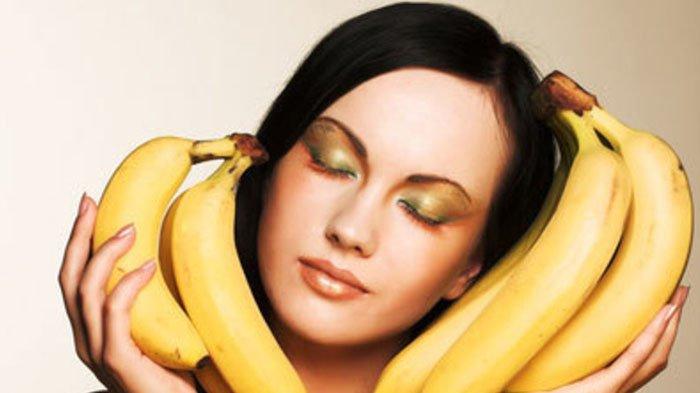 Kulit pisang untuk kecantikan