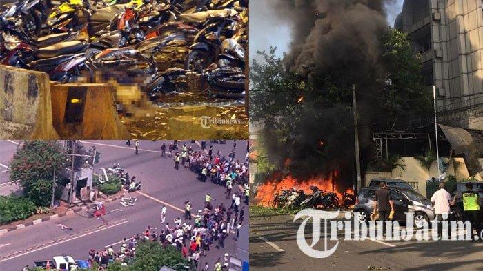 Selain 'Mother of Satan', Inilah 5 Jenis Bom yang Pernah Digunakan Teroris Indonesia!