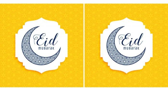 Kumpulan Gambar Kartu Ucapan Idul Fitri 2019, Lengkap dengan Daftar Ucapan Selamat Lebaran 1440 H