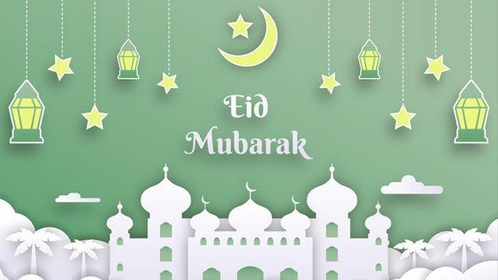 Kumpulan gambar ucapan selamat Hari Raya Idul Fitri 1442 H