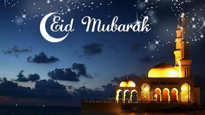 Kumpulan Ucapan Selamat Idul Fitri 1440 H Berbagai Bahasa, Inggris, Arab, hingga Korea, Cocok Buat Update Status
